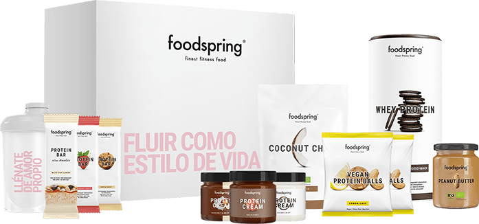 Influencer Box - SoySuperSara Una box de regalo de cuidado personal de la embajadora de foodspring