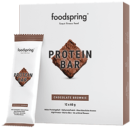 Chocolate Brownie Protein Bar 12-pack