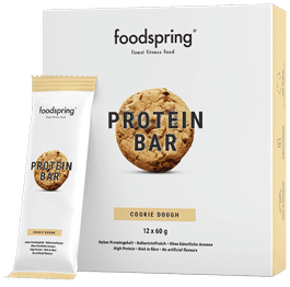 Cookie Dough Protein Bar 12-pack