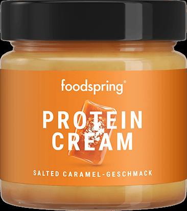 Crema Proteica al Caramello Salato