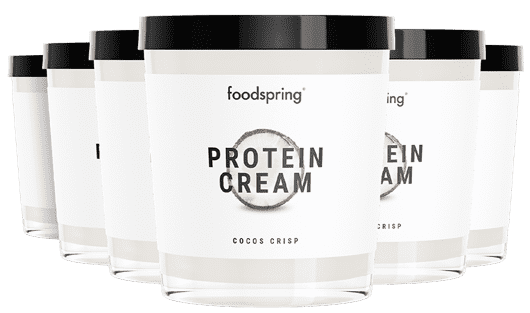 Protein Cream Coconut Crisp 6 Pack Coconut spread with 85% less sugar*