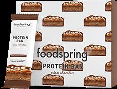 Protein Bar Extra Choco 12er Paket