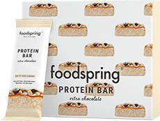 Protein Bar Extra Chocolate Pack de 12