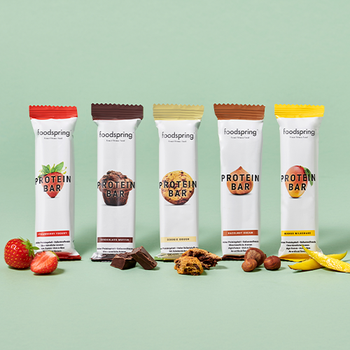 Protein Bar Pack de 12 Mix