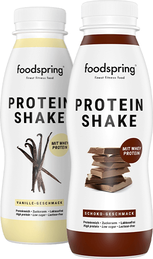 Protein Shake The on-the-go fitness shake
