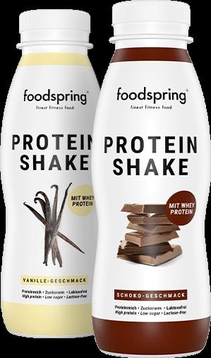 Shake proteico Lo shake proteico sempre con te