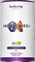 Muesli protéiné Myrtille-Amande de terre