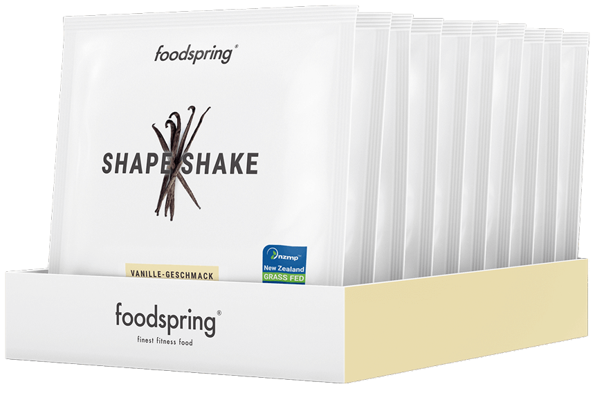 Shape Shake Probierportion 10er-Paket