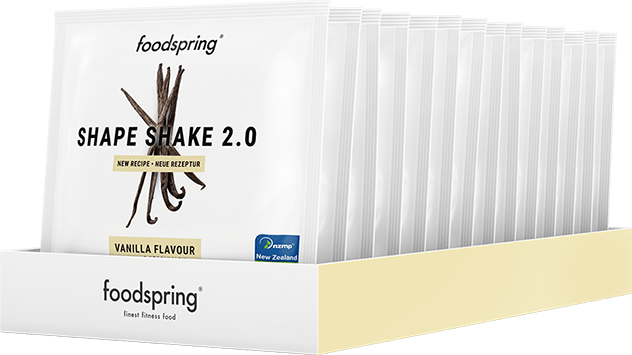Shape Shake 2.0 Sachet 10-Pack Meal replacement for weight loss* - to go