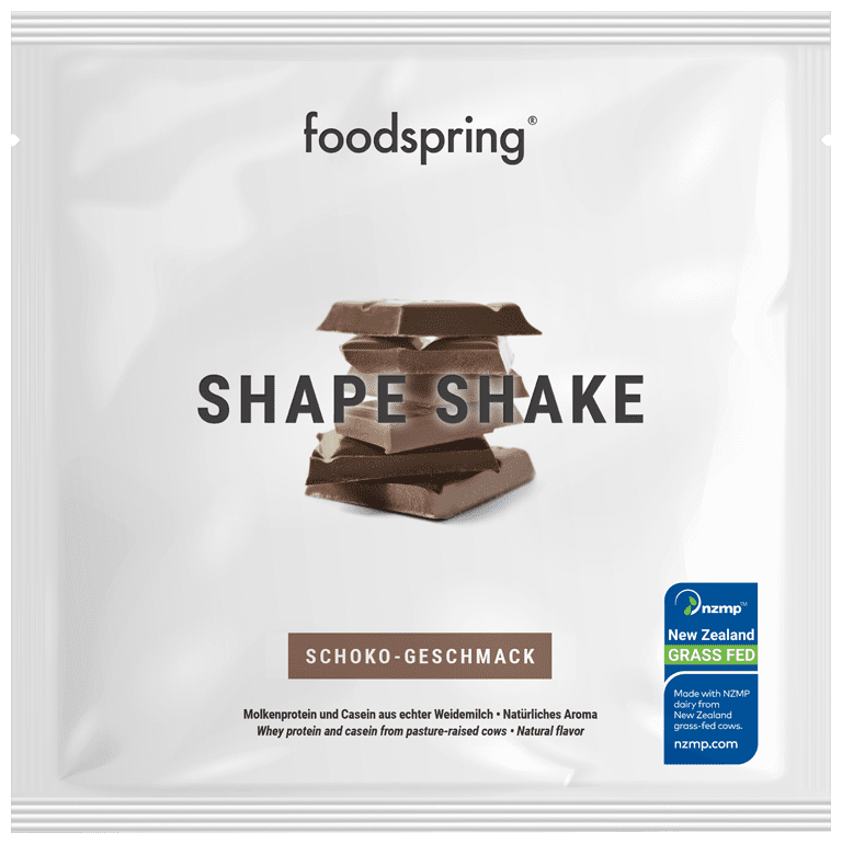 Shape Shake Probierportion