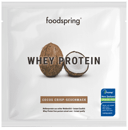 Whey Protein Coconut Crisp Taster Portion