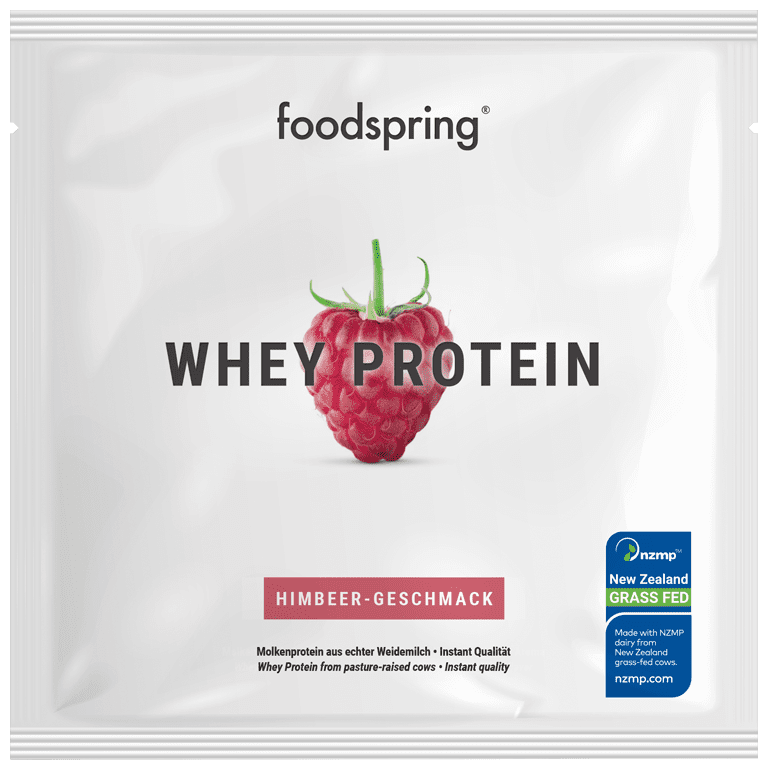 Whey Protein taster portion