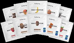 Whey Protein Probierportion 10er-Paket Mix