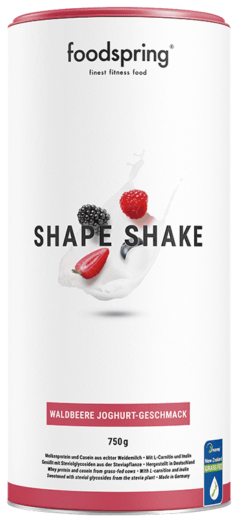 Shape Shake Wildberry Yoghurt