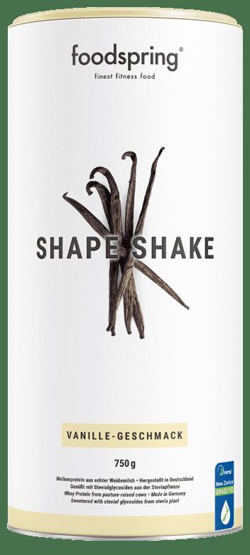 Shape Shake Vanille Dose