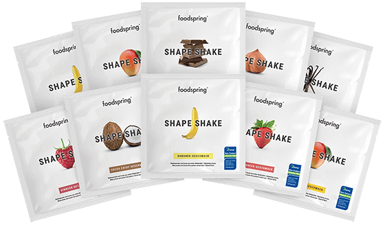 Shape Shake To Go 10-Pack Shape Shake on the go