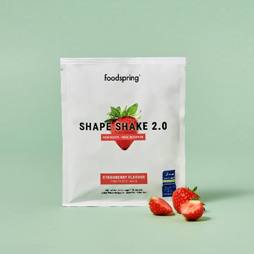 Shape Shake 2.0 Sachets