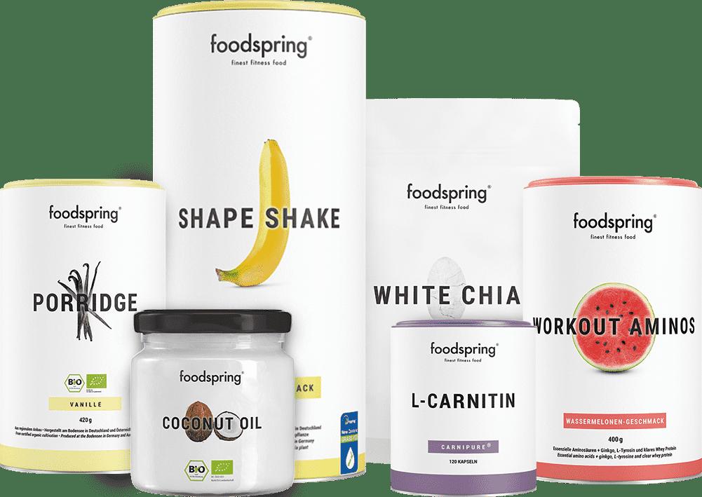 Shape Komplettpaket