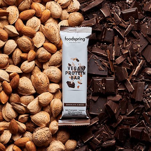 Protein Bar Vegan Chocolat-Amande