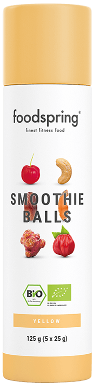 Smoothie Balls