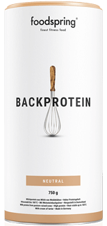 Backprotein Back dich fit.