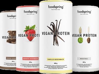 Vegan Protein 100% plant-based protein