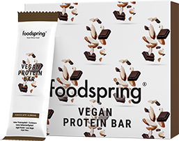 Vegan Protein Bar 12-Pack