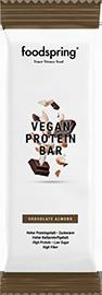 Barretta Proteica Vegana Cioccolato e Mandorla