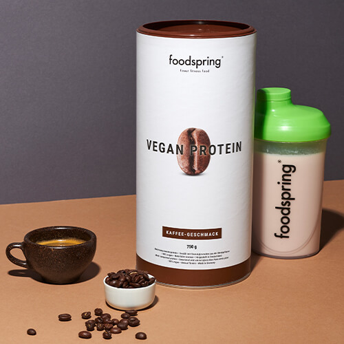 Vegan Protein Coffee