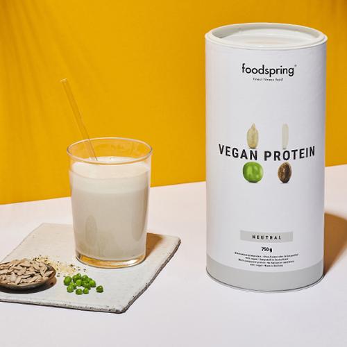 foodspring Veganes Protein