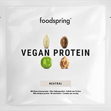 Vegan Protein Taster Portion Neutral