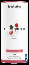 Whey Protein Waldbeere Joghurt-Geschmack
