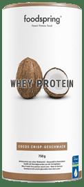 Whey Protein Cocos Crisp