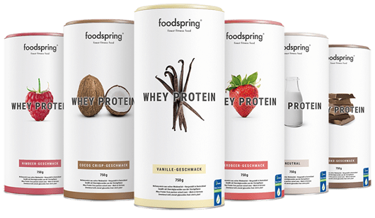 Whey Protein Grass-fed protein for stronger muscles