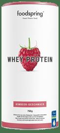 Proteína whey frambuesa