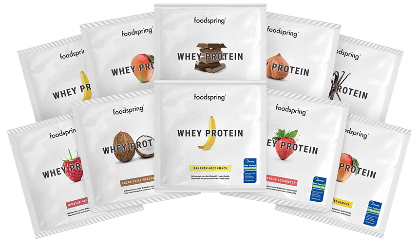 Whey Protein To Go 10-Pack