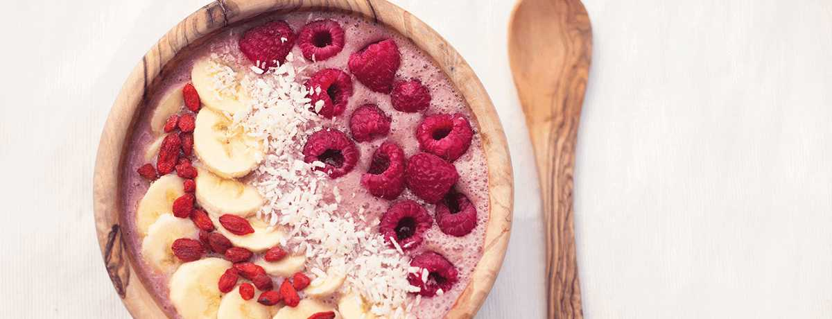 Beeren Smoothie Bowl