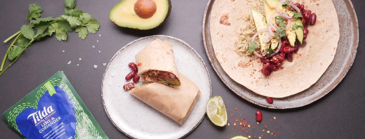 Burrito Rezept