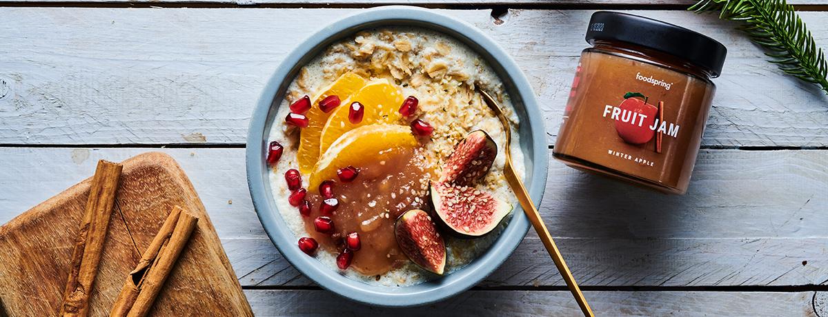 Porridge hivernal