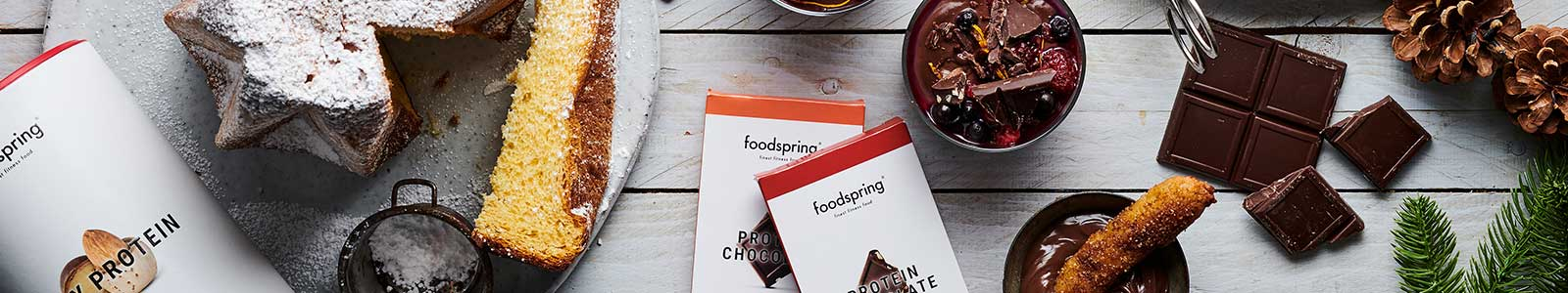 foodspring winter edition