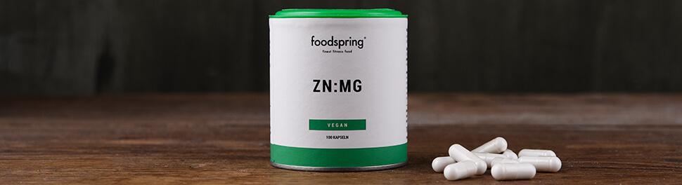 Gélules de Zinc-Magnésium