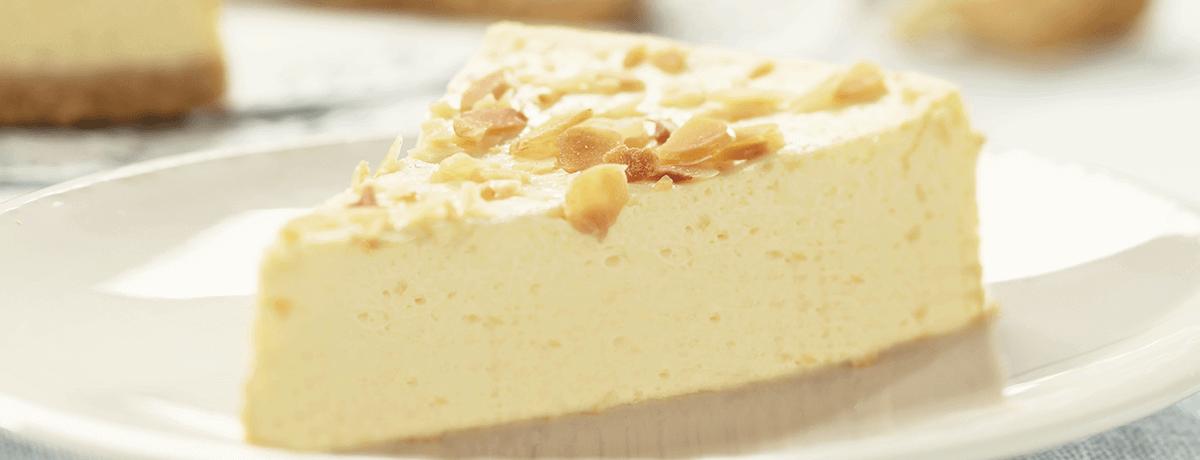 Low Carb Protein Bananen Käsekuchen