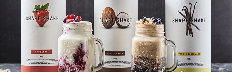 Saveurs Shape Shake