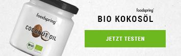 foodspring Bio-Kokosöl
