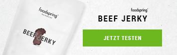 foodspring Beef Jerky