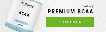 Premium BCAA´s von foodspring