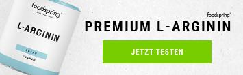 L-arginina Premium di foodspring