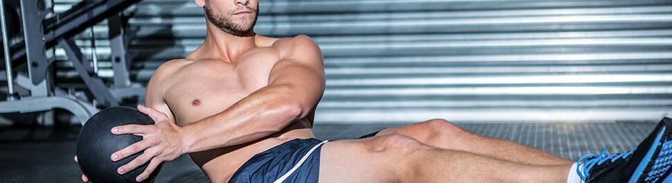 Muskelaufbau mit proteinreicher Ernährung
