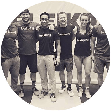 foodspring Athletes Team