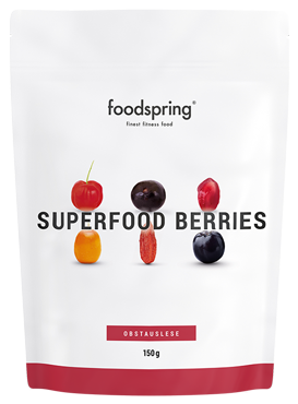 Superfood Beeren